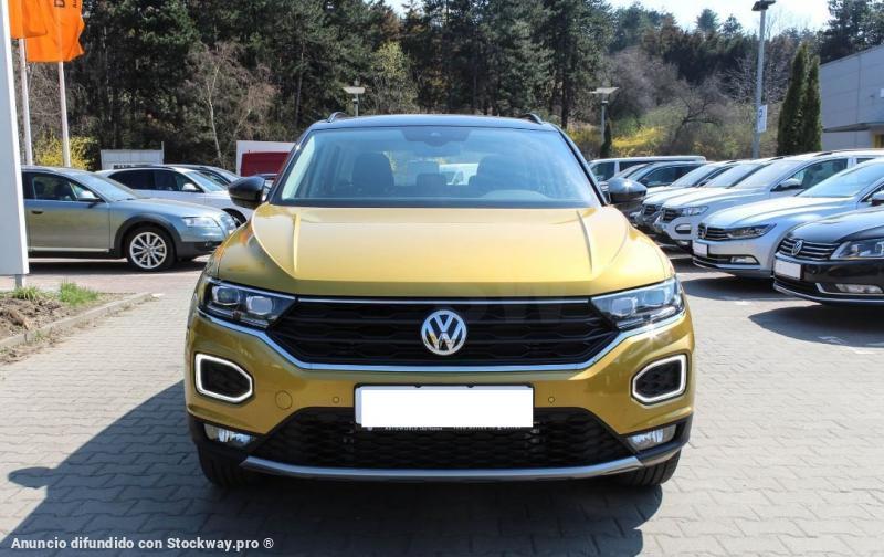 Photo Volkswagen T-Roc Design 1.6 TDI  image 3/5