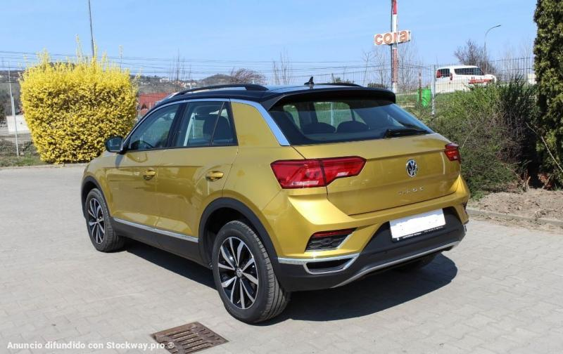 Photo Volkswagen T-Roc Design 1.6 TDI  image 4/5