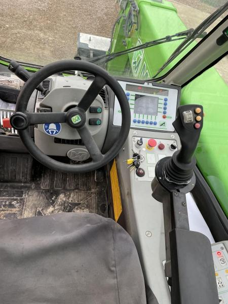 Chariot télescopique Merlo Roto 45.21 MCSS