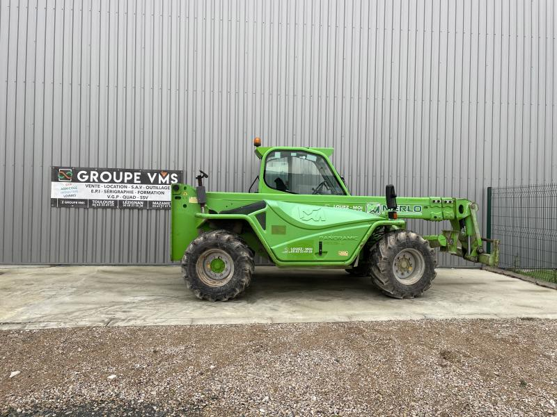 telescopic handler Merlo Panoramic P 38.13
