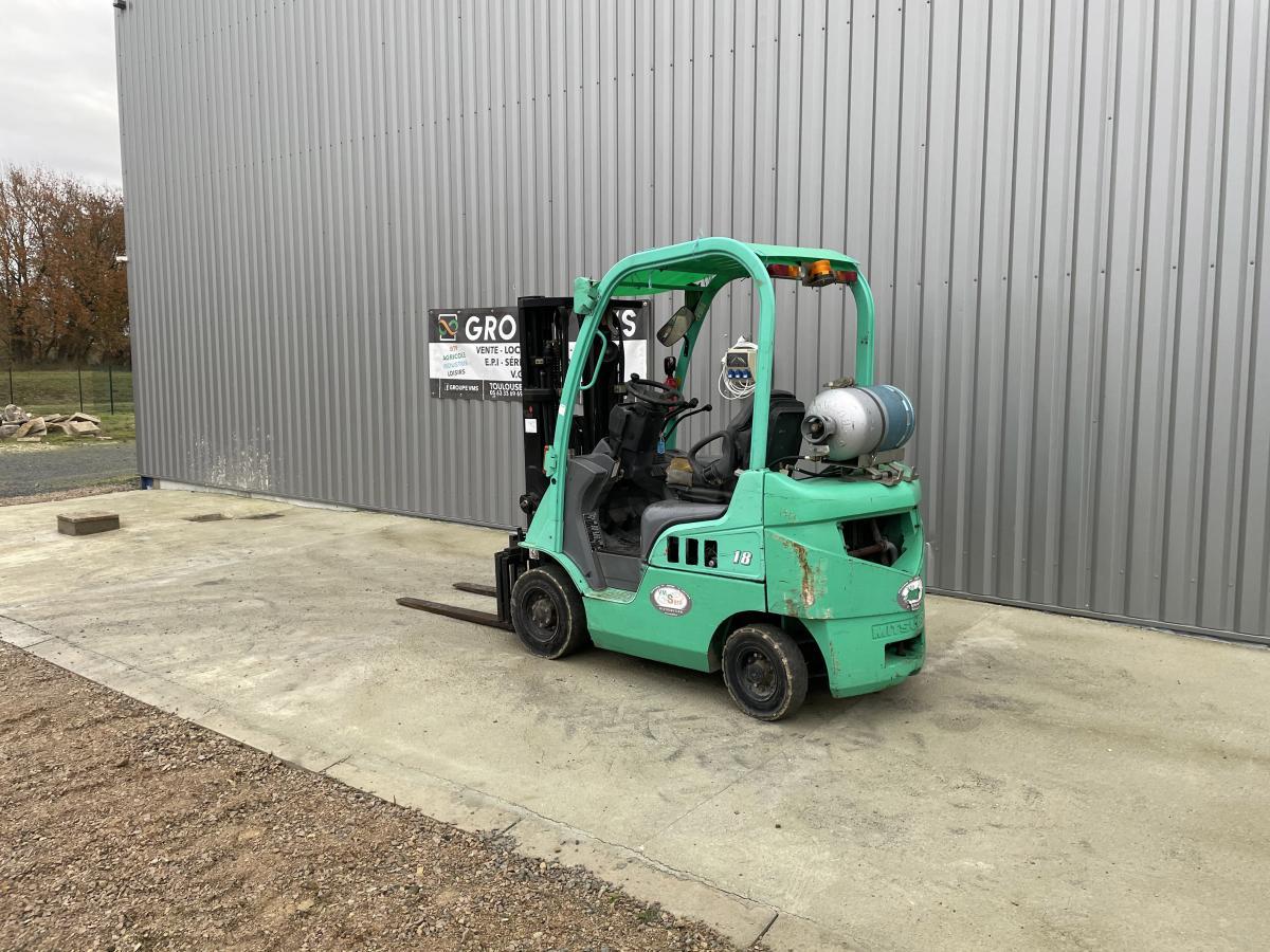 Chariot élévateur Mitsubishi FG18N