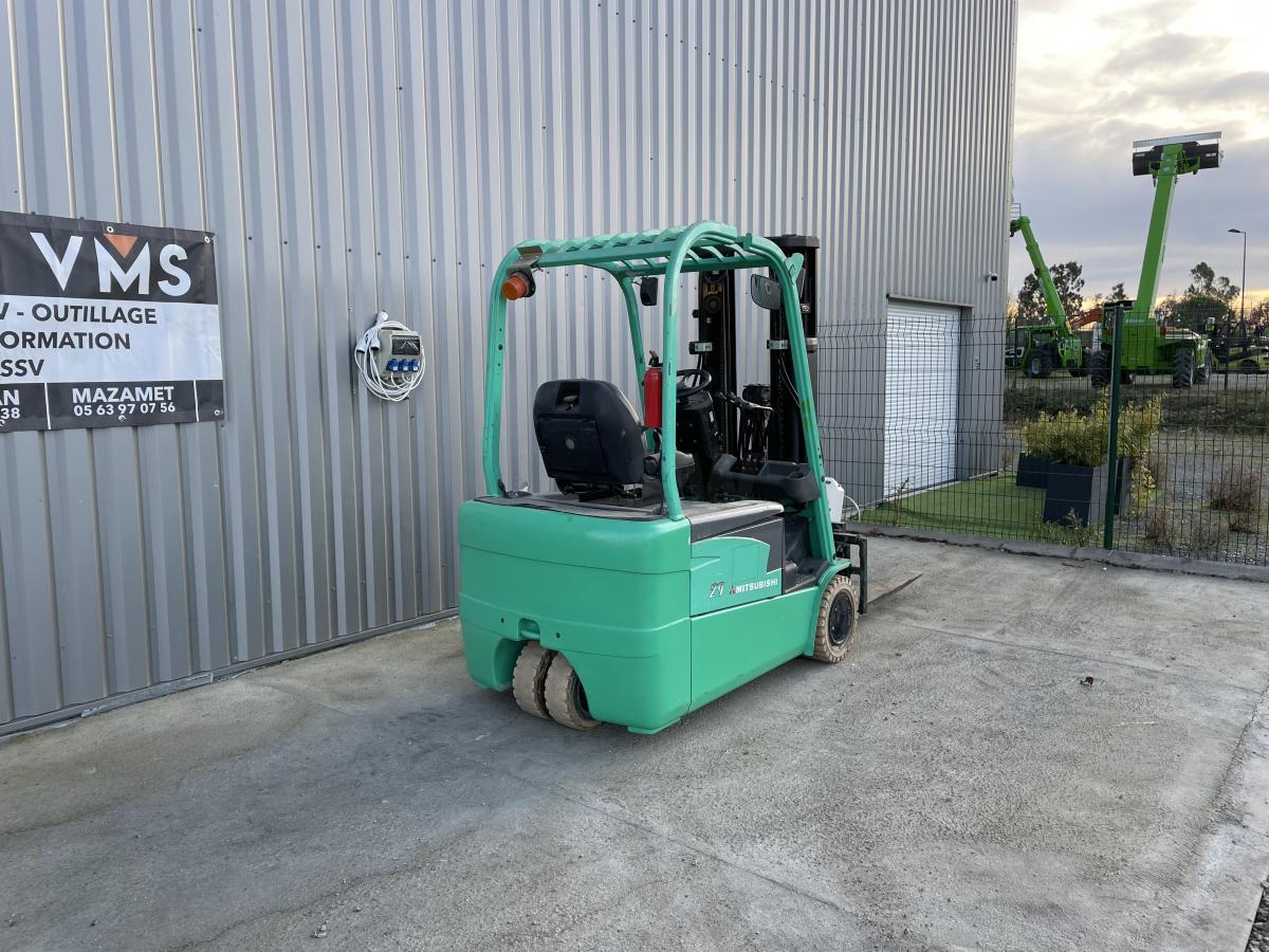 Wózek widłowy Mitsubishi FB20