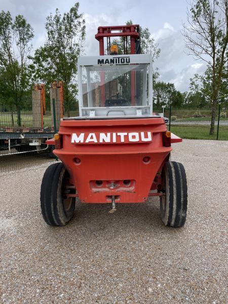 Chariot élévateur Manitou M226CP