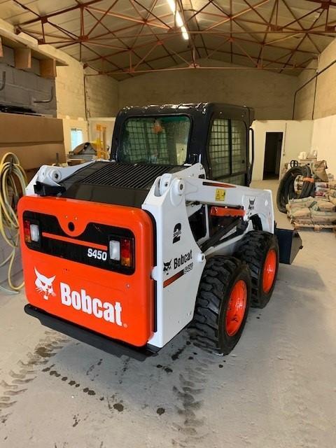 Ładowarka Bobcat S450