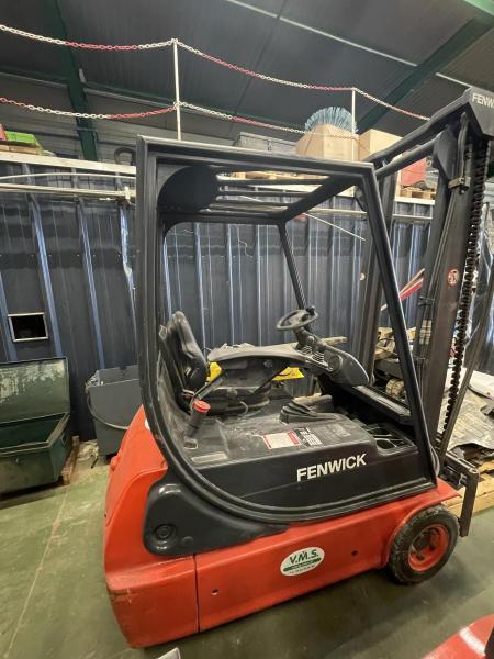 Fenwick                 E16 C