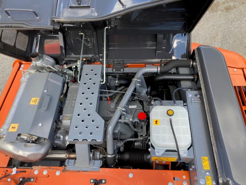 Pelle Hitachi ZX210LC