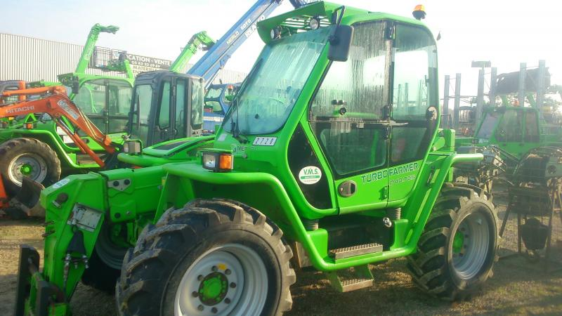 Merlo Panoramic P40.7 CS