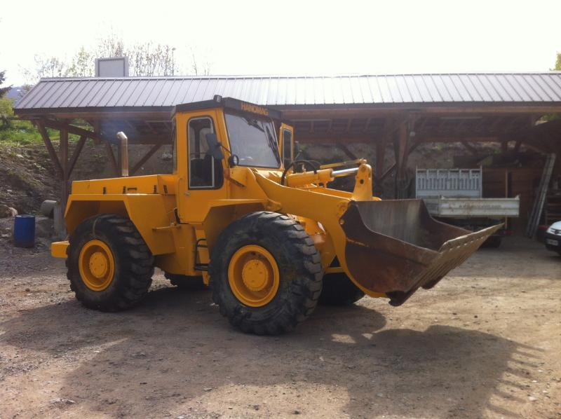 Chargeuse Hanomag 44 D