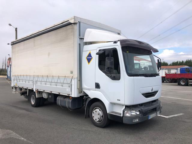 Ciężarówka Renault Midlum 180.10