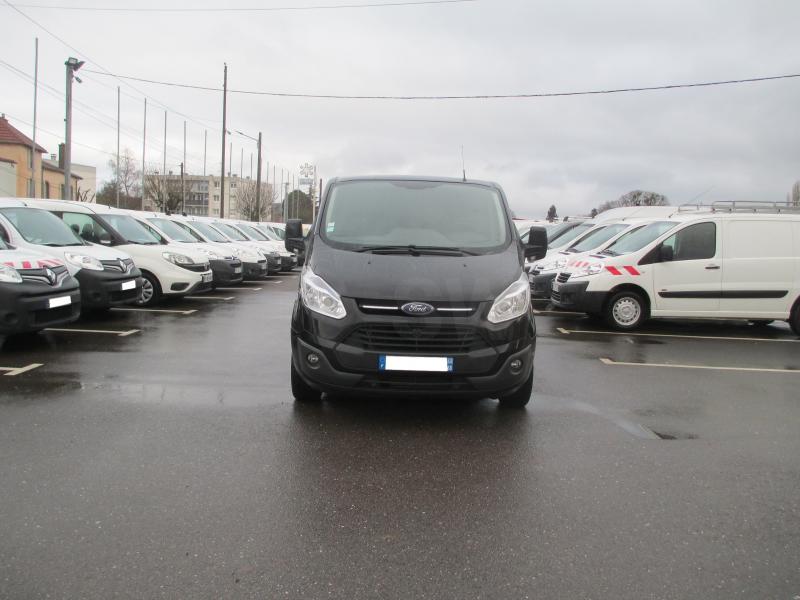 Fourgon Ford Transit Custom Fourgon tôlé occasion