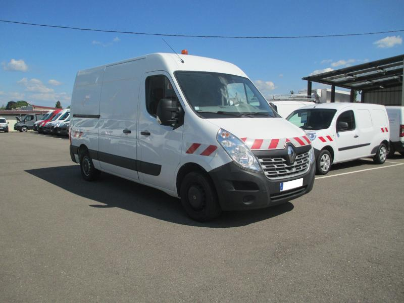 Fourgon Renault Master Fourgon tôlé occasion