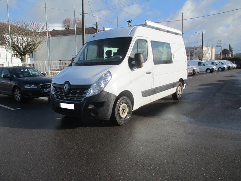 Utilitaire Renault Master Fourgon Fourgon tôlé