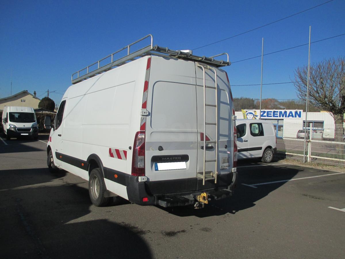 Fourgon Renault Master Fourgon tôlé occasion