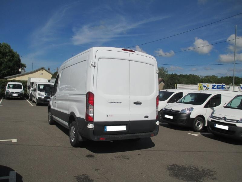 Fourgon Ford Transit Fourgon tôlé occasion
