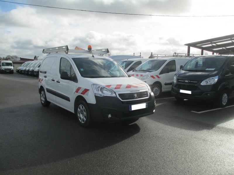 Fourgon Peugeot Partner Fourgon tôlé occasion