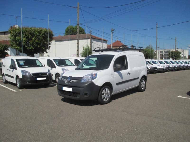 Utilitaire Renault Kangoo express Fourgon Fourgon tôlé