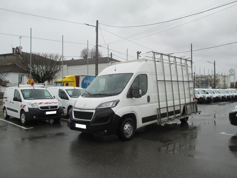 Utilitaire Peugeot Boxer L3H2 HDI 130 CV Fourgon Fourgon tôlé