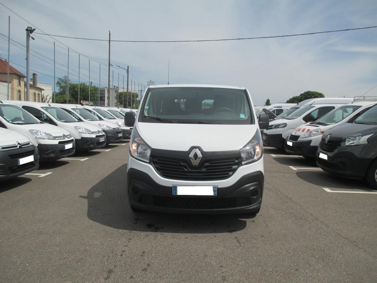 Combi Renault Trafic occasion