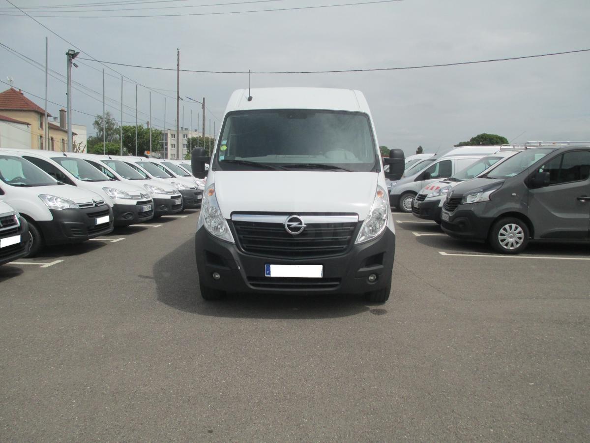 Fourgon Opel Movano Fourgon tôlé occasion