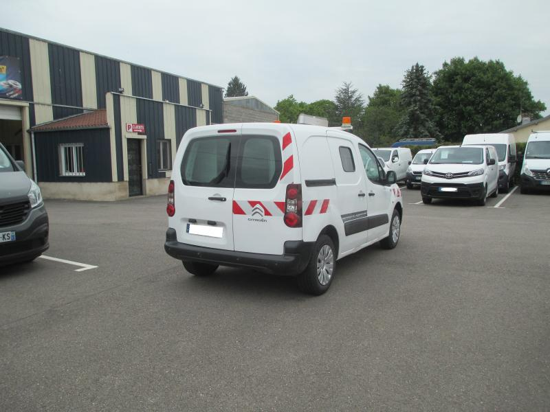 Fourgon Citroën Berlingo Fourgon tôlé occasion