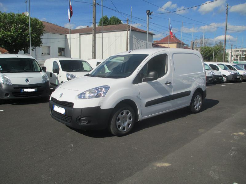 Utilitaire Peugeot Partner Fourgon Fourgon tôlé