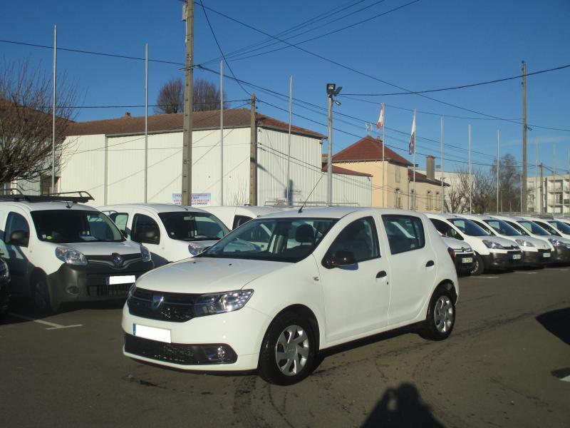 Voiture Dacia SANDERO III Citadine