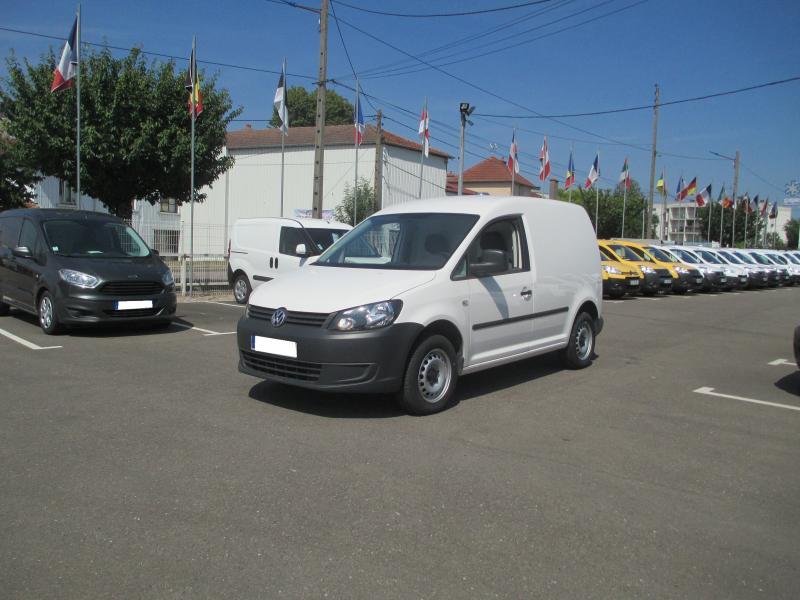Utilitaire Volkswagen Caddy Fourgon Fourgon tôlé