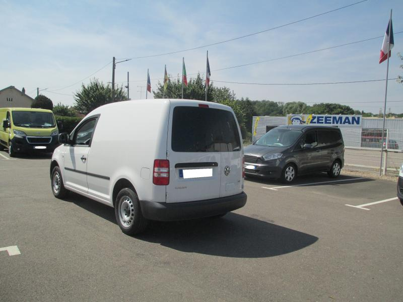 Fourgon Volkswagen Caddy Fourgon tôlé occasion