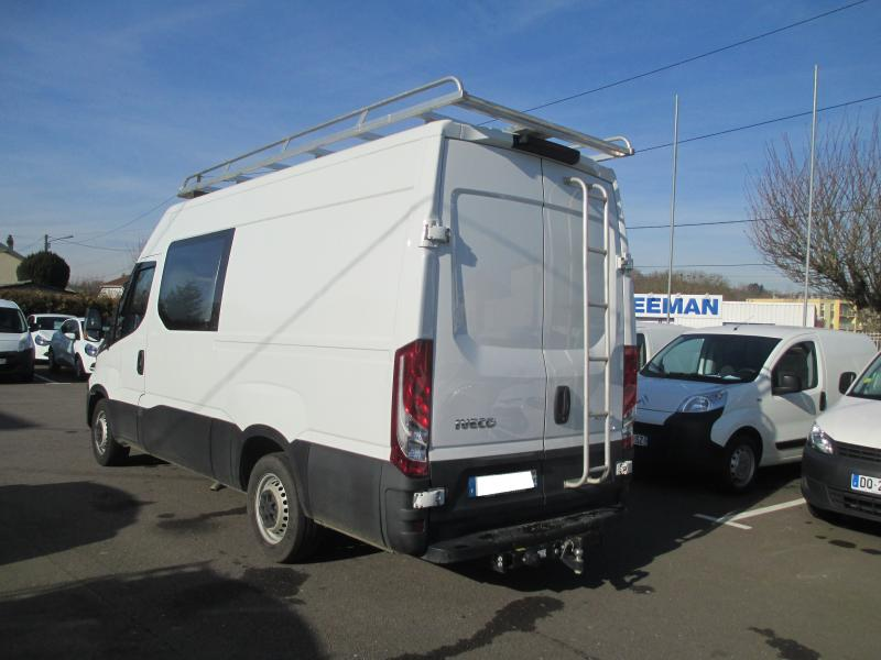 Fourgon Iveco Daily 35S15 Fourgon tôlé occasion