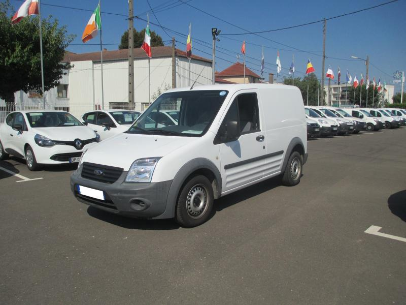 Utilitaire Ford Connect 1.8 TDCI Fourgon Fourgon tôlé