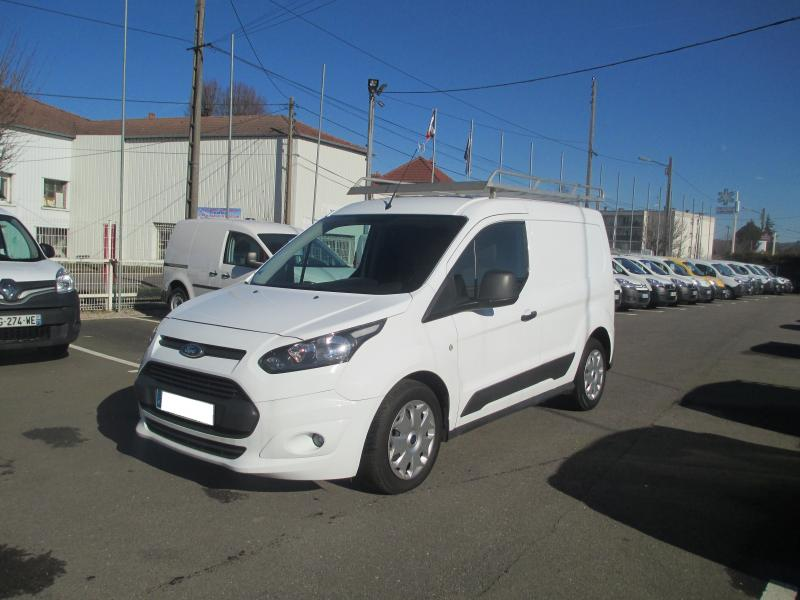 Utilitaire Ford Transit Connect Fourgon Fourgon tôlé
