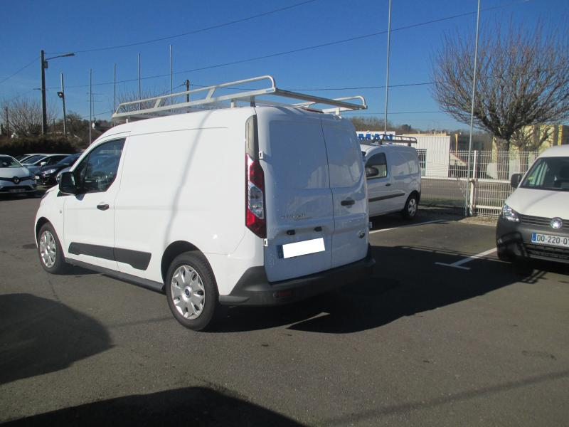 Fourgon Ford Transit Connect Fourgon tôlé occasion