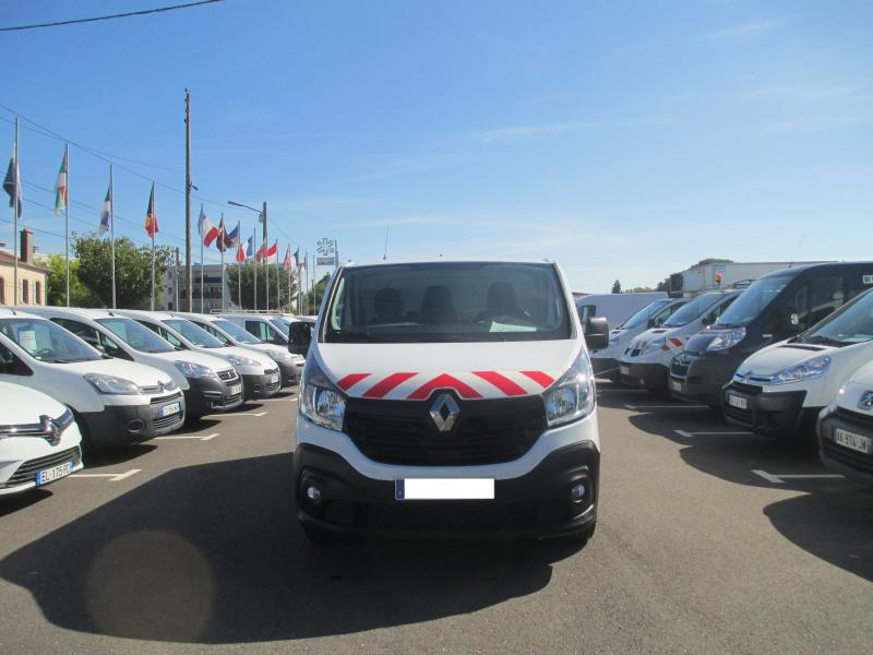 Utilitaire Renault Trafic L1H1 dCi90 Fourgon Fourgon tôlé