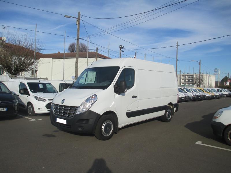 Utilitaire Renault Master L2H2 2.3 DCI 100 Fourgon Fourgon tôlé