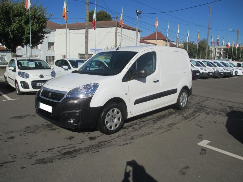 Utilitaire Peugeot Partner 1.6 HDI 90 Fourgon Fourgon tôlé