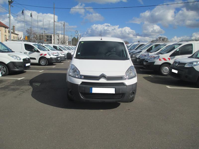 Fourgon Citroën Berlingo 1.6 HDi 75 Fourgon tôlé occasion