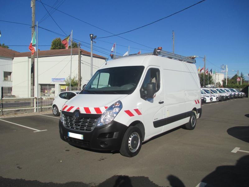 Utilitaire Renault Master 2.3 DCI 125 Fourgon Fourgon tôlé
