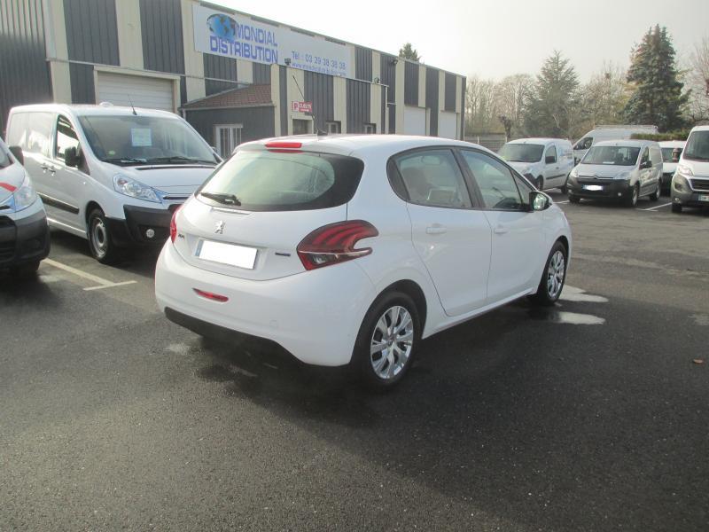 Citadine Peugeot 208 occasion