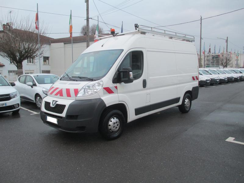Fourgon Peugeot Boxer 335 L2H2 HDI 130 Fourgon tôlé occasion