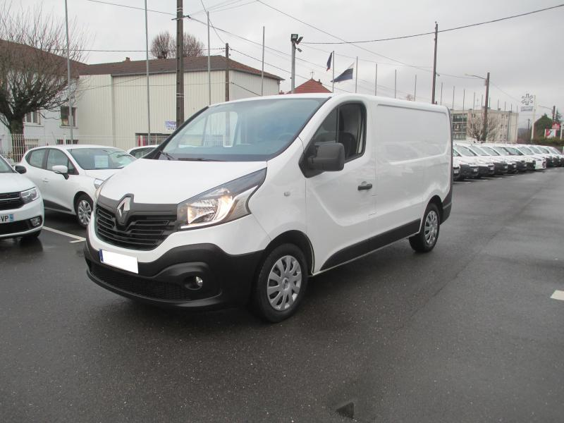 Fourgon Renault Trafic L1H1 DCI 90 CV Fourgon tôlé occasion