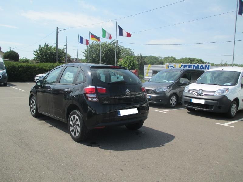 Citadine Citroën C3 1.4 HDI occasion