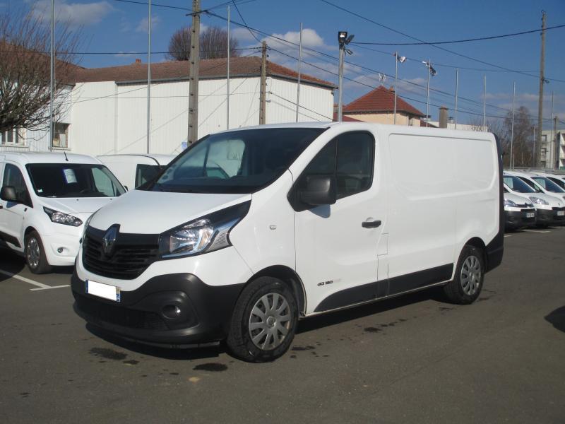 Utilitaire Renault Trafic Fourgon Fourgon tôlé