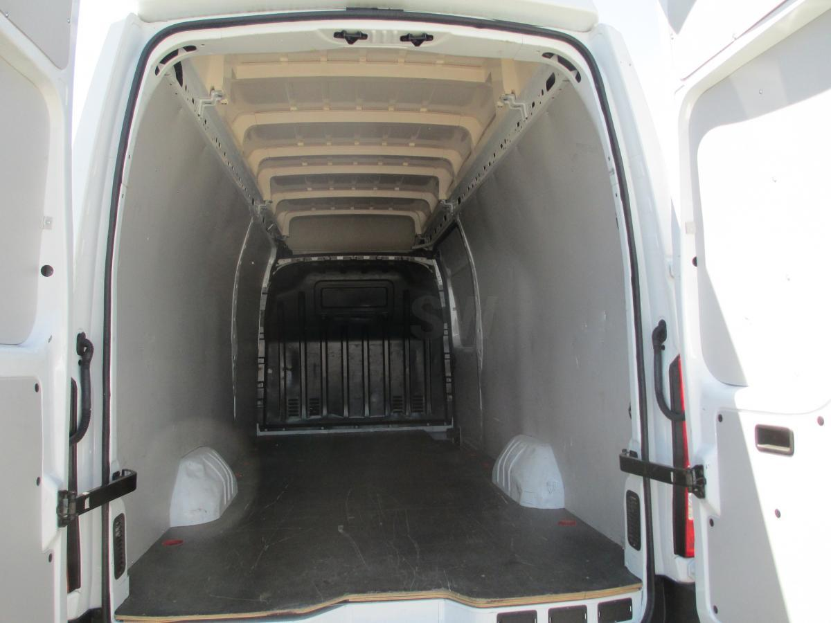 Fourgon Renault Master Propulsion Fourgon tôlé occasion