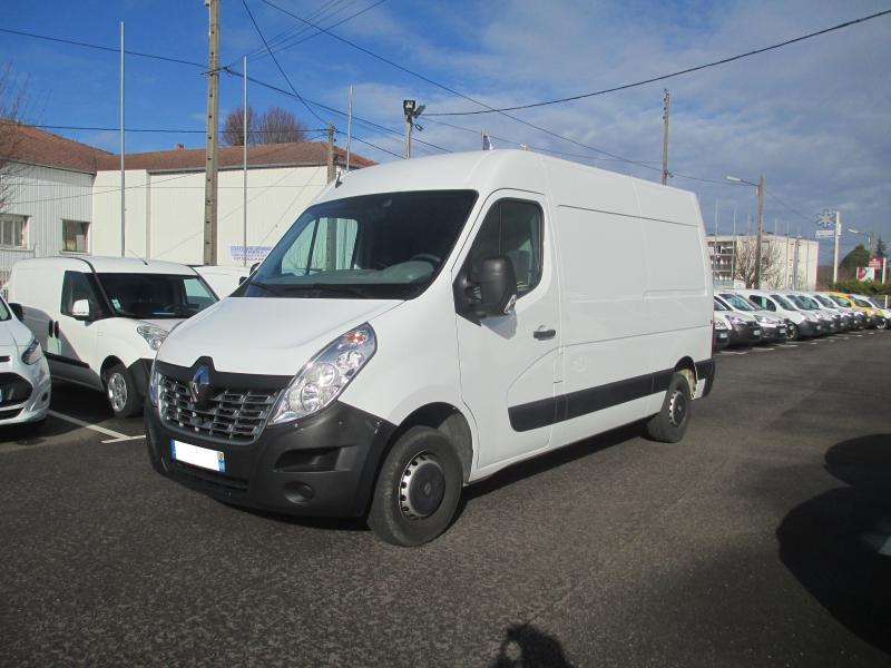 Utilitaire Renault Master L2H2 2.3 DCI 125 Fourgon Fourgon tôlé