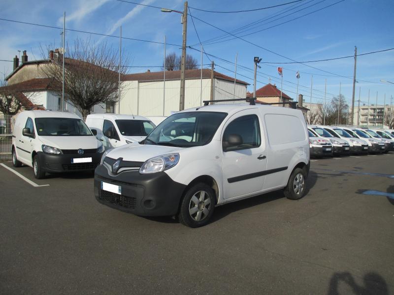 Utilitaire Renault Kangoo DCI 75 Fourgon Fourgon tôlé