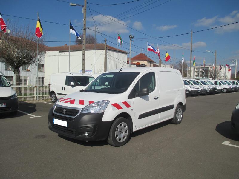 Utilitaire Peugeot Partner 1,6L HDI 75 CV Fourgon Fourgon tôlé