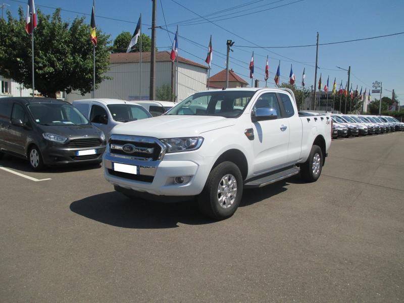 Voiture Ford Ranger Pick up