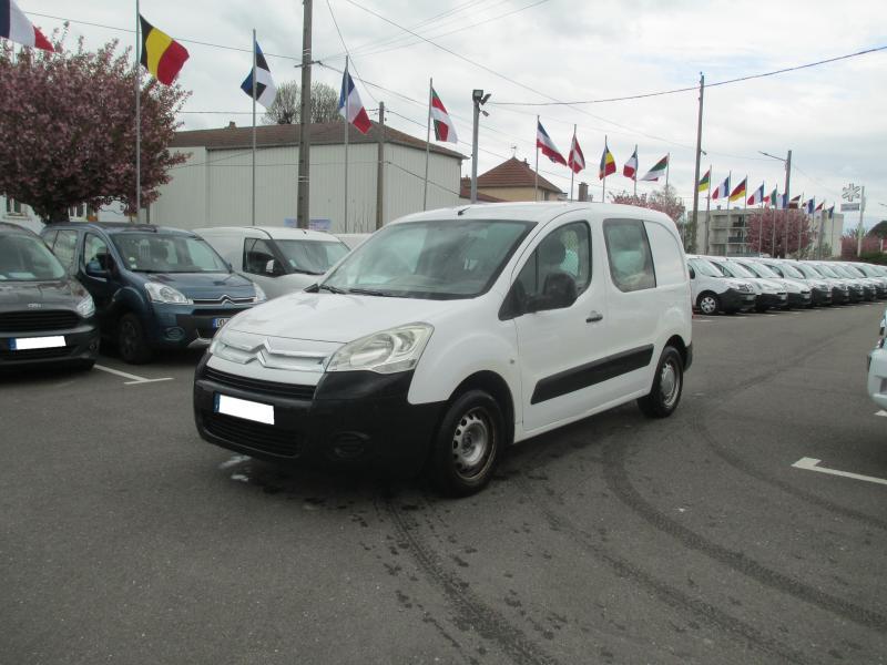 Utilitaire Citroën Berlingo Fourgon Fourgon tôlé