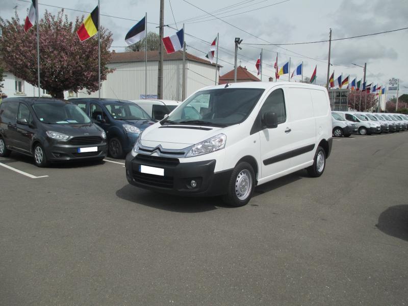Utilitaire Citroën Jumpy Fourgon Fourgon tôlé