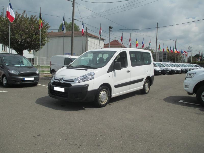 Voiture Citroën Jumpy 2.0 HDi Monospace